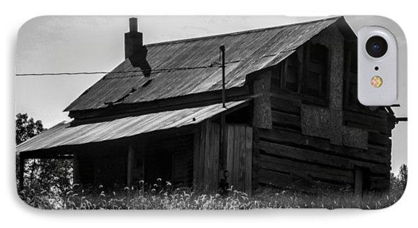 Old West Va Cabin IPhone Case