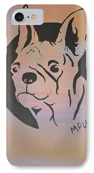 IPhone Case featuring the painting Ole Fella by Maria Urso