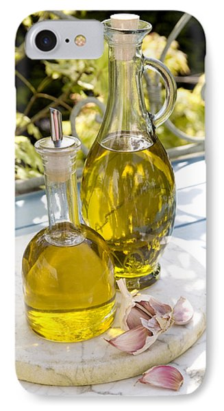 Olive Oil Phone Case by Erika Craddock