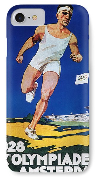 Olympic Games, 1928 IPhone Case by Granger