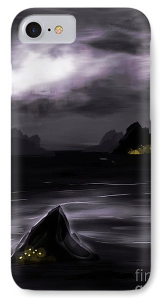One Dark Night Phone Case by J Kinion