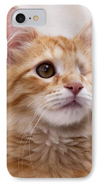 One Eye Willie 2 IPhone Case by John Crothers