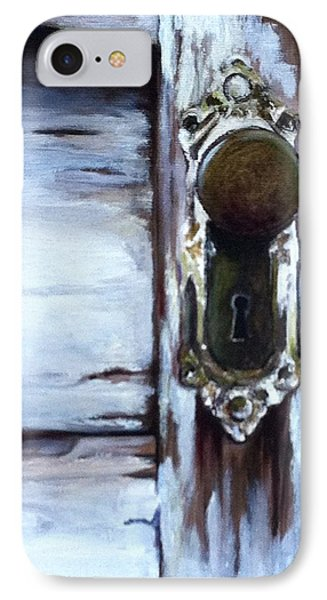 One Good Turn Phone Case by Mary Rogers