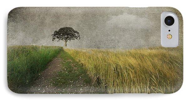 One Tree IPhone Case by Svetlana Sewell