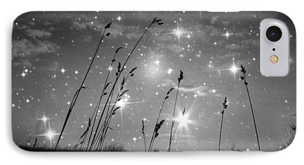 Only The Stars And Me IPhone Case