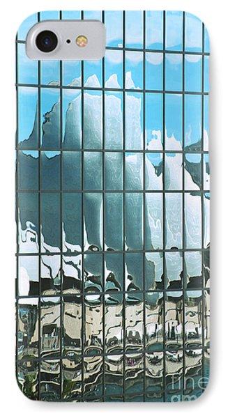 Opera House Reflection Phone Case by Bob and Nancy Kendrick