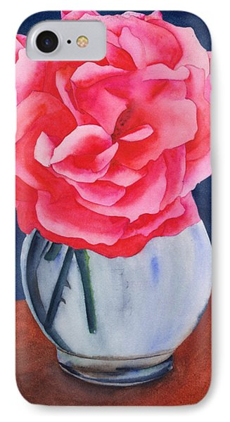 Opera Rose Phone Case by Ken Powers