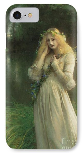 Ophelia IPhone Case by Pascal Adolphe Jean Dagnan Bouveret