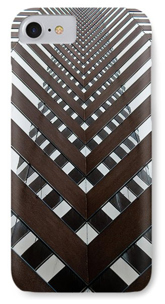 Optical Illusion Phone Case by Keith Allen