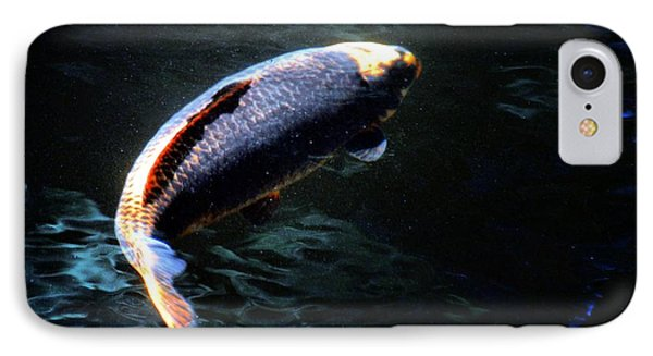 Optical Koi Llusion Phone Case by Don Mann