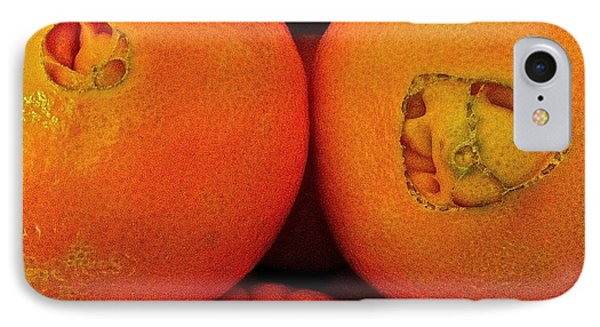 IPhone Case featuring the photograph Oranges by Bill Owen