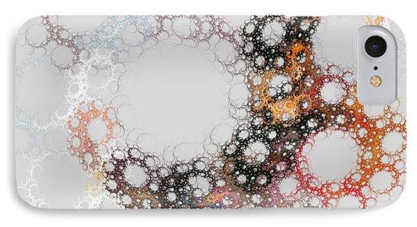 IPhone Case featuring the digital art Orbital by Kim Sy Ok