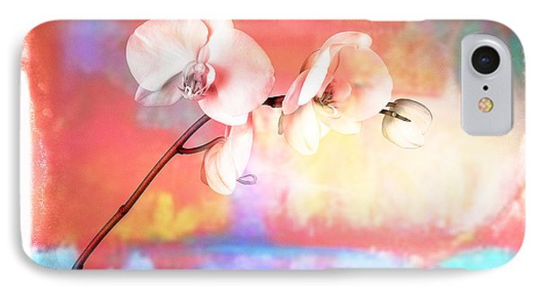 Orchid 3 Phone Case by Mauro Celotti