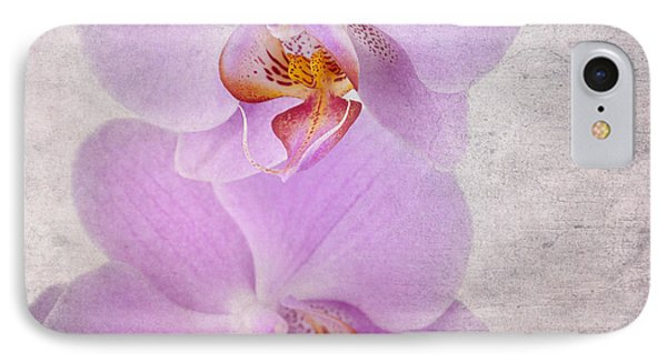 Orchid Phone Case by Jane Rix