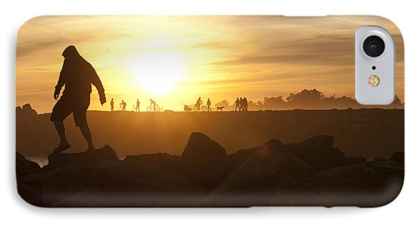 Ordinary Day Extraordinary Life Phone Case by Artist and Photographer Laura Wrede