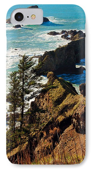 Oregon Coast IPhone Case by Athena Mckinzie