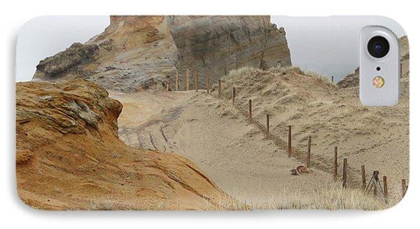 Oregon Sand Dunes IPhone Case by Athena Mckinzie