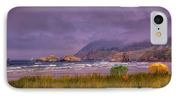 Oregon Seascape Phone Case by David Patterson