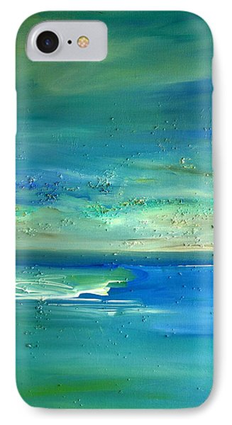 Organic Seascape IPhone Case by Dolores  Deal