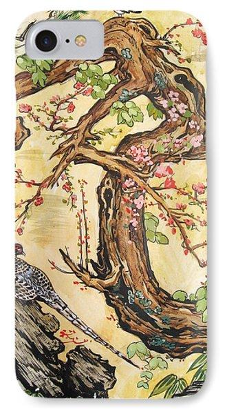Oriental Landscape2 Phone Case by Michail Noskov