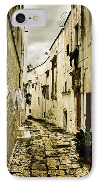 Ostuni - Apulia Phone Case by Joana Kruse