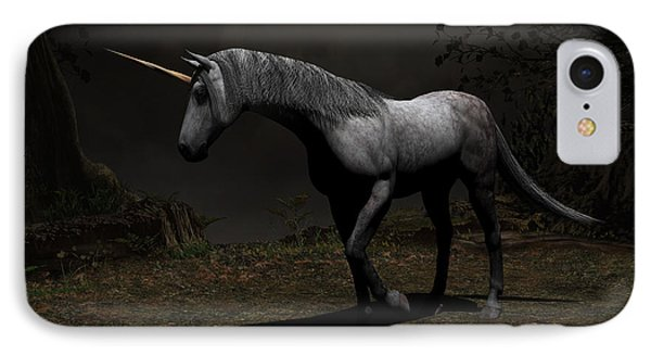 Out From Shadows IPhone Case by Sipo Liimatainen