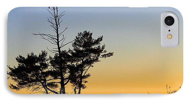 IPhone Case featuring the photograph Out On A Limb by Davandra Cribbie