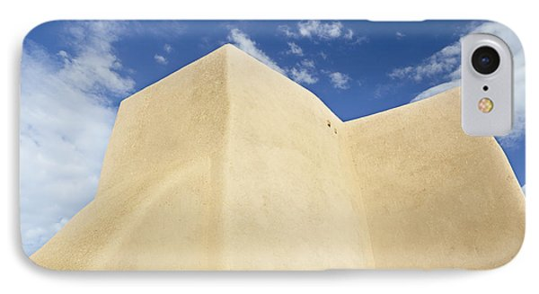 Outside Wall Of The San Francisco De Asis Mission Church Phone Case by Bryan Mullennix