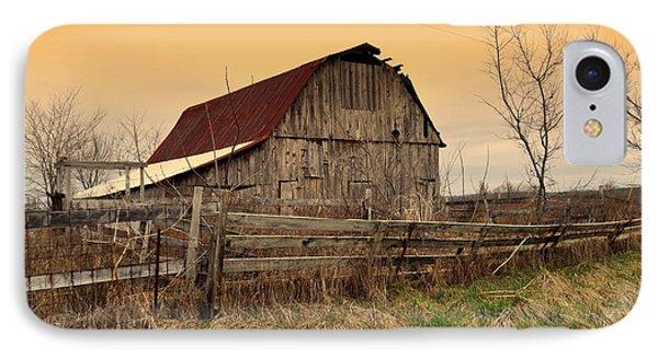 Ozark Barn 1 Phone Case by Marty Koch