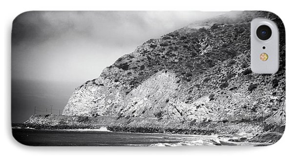 Pacific Coast Highway View Phone Case by John Rizzuto