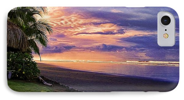 Pacific Sunrise IPhone Case