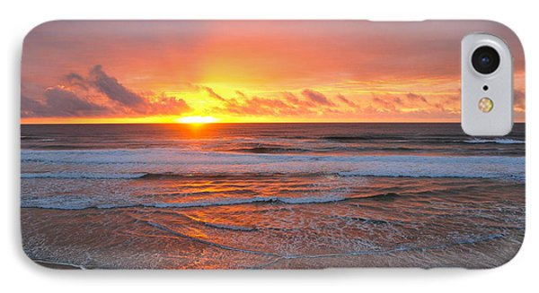 Pacific Sunset IPhone Case by Eric Tressler