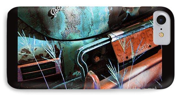 Packard On Ice Phone Case by Joe Jake Pratt