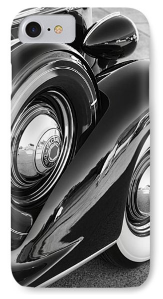 IPhone Case featuring the photograph Packard One Twenty by Gordon Dean II