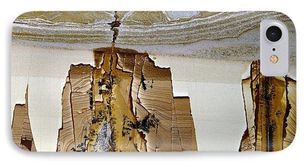 Paesina Stone Phone Case by Dirk Wiersma