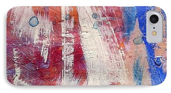 Paint Table 5 IPhone Case