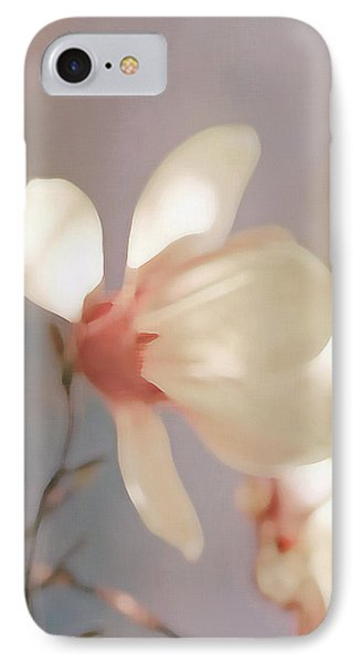 Painted Flower IPhone Case