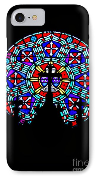 IPhone Case featuring the photograph Painted Glass by Randall  Cogle