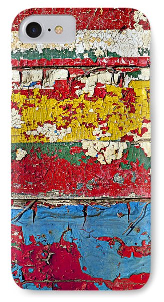 Painting Peeling Wall Phone Case by Garry Gay