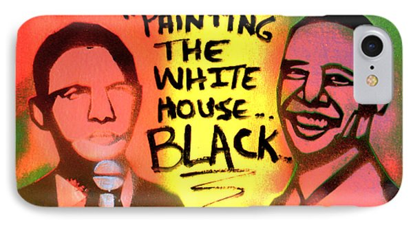 Painting The White House Black IPhone Case