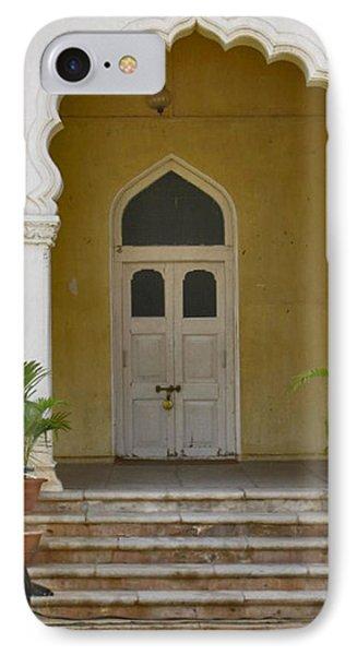 IPhone Case featuring the photograph Palace Door by David Pantuso