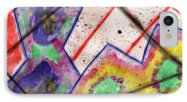 Palette Unleashed IPhone Case