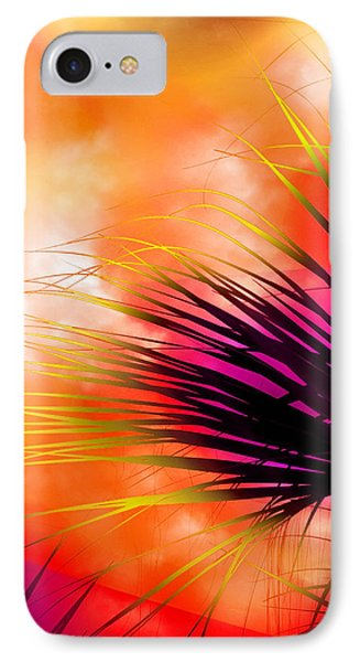 Palmetto IPhone Case by Judi Bagwell