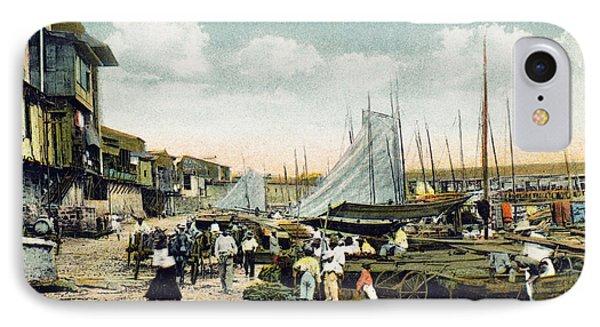 Panama City: Beach Market Phone Case by Granger