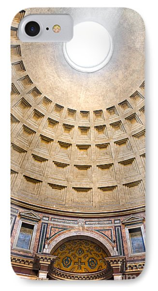 IPhone Case featuring the photograph Pantheon  by Luciano Mortula