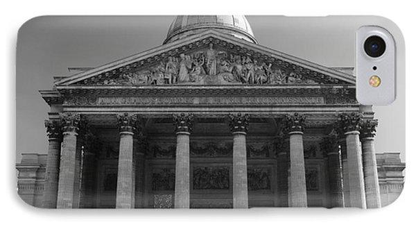 Pantheon IPhone Case by Sebastian Musial