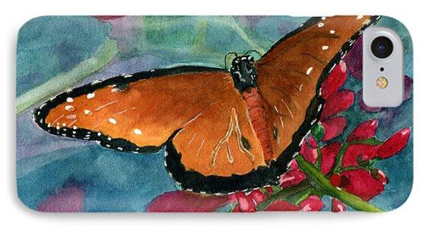 Papilio Fandango  IPhone Case by Lynne Reichhart