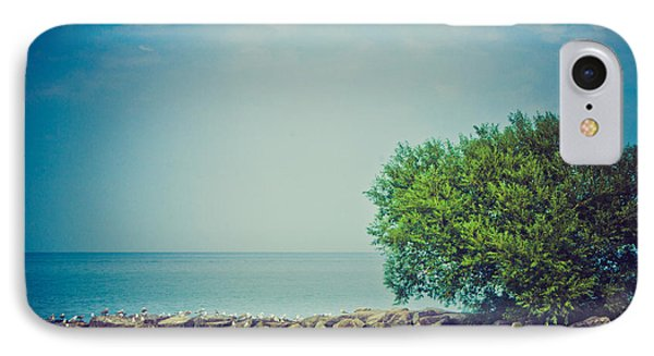 Paradise Cove IPhone Case by Sara Frank