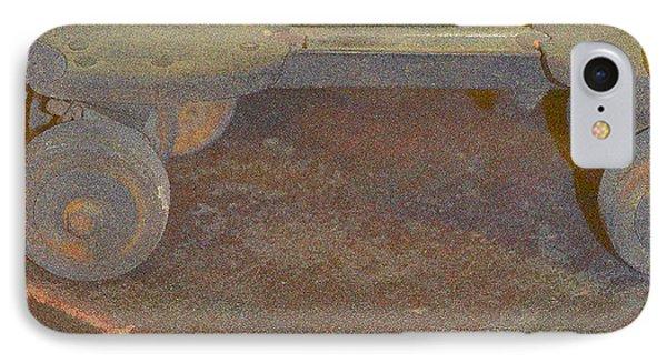 Parallel Skates Phone Case by Diane montana Jansson