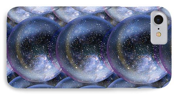 Parallel Universes Phone Case by Detlev Van Ravenswaay